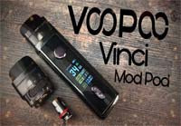Review du Kit Complet Vinci de Voopoo
